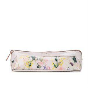NWT Ted Baker London Elegant Floral Pencil Case